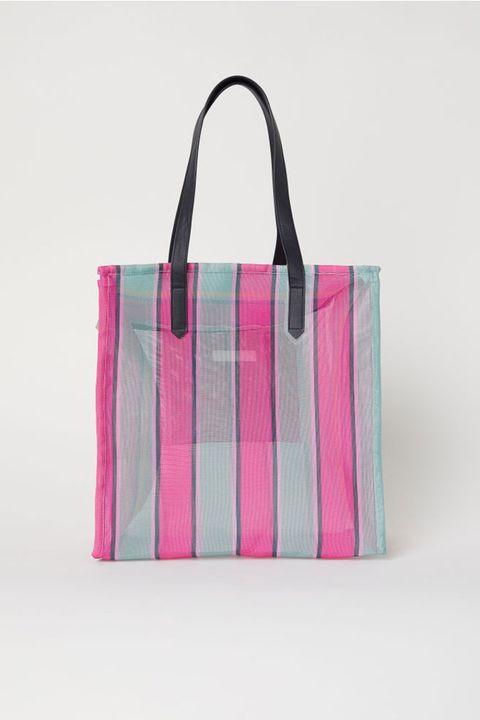 Handbag, Bag, Pink, Tote bag, Magenta, Fashion accessory, Product, Shoulder bag, Luggage and bags, Material property,