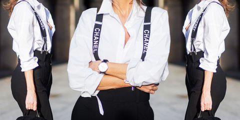 6036d5f10a Camicia maschile donna: 55 modelli per l'estate 2018