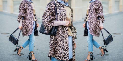 Clothing, Street fashion, Outerwear, Fashion, Coat, Fur, Footwear, Dress, Shoe, Textile,