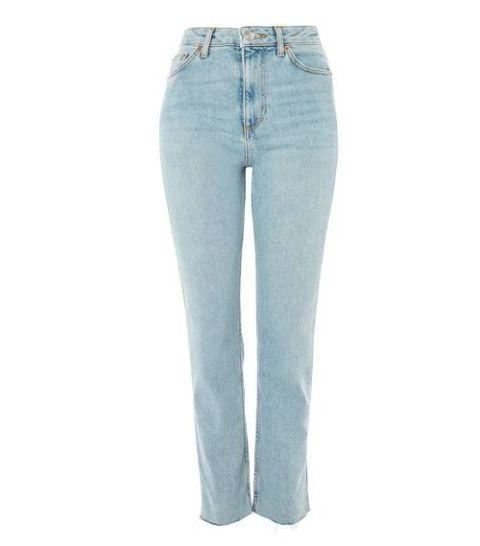 jeans straight leg più popolare skinny
