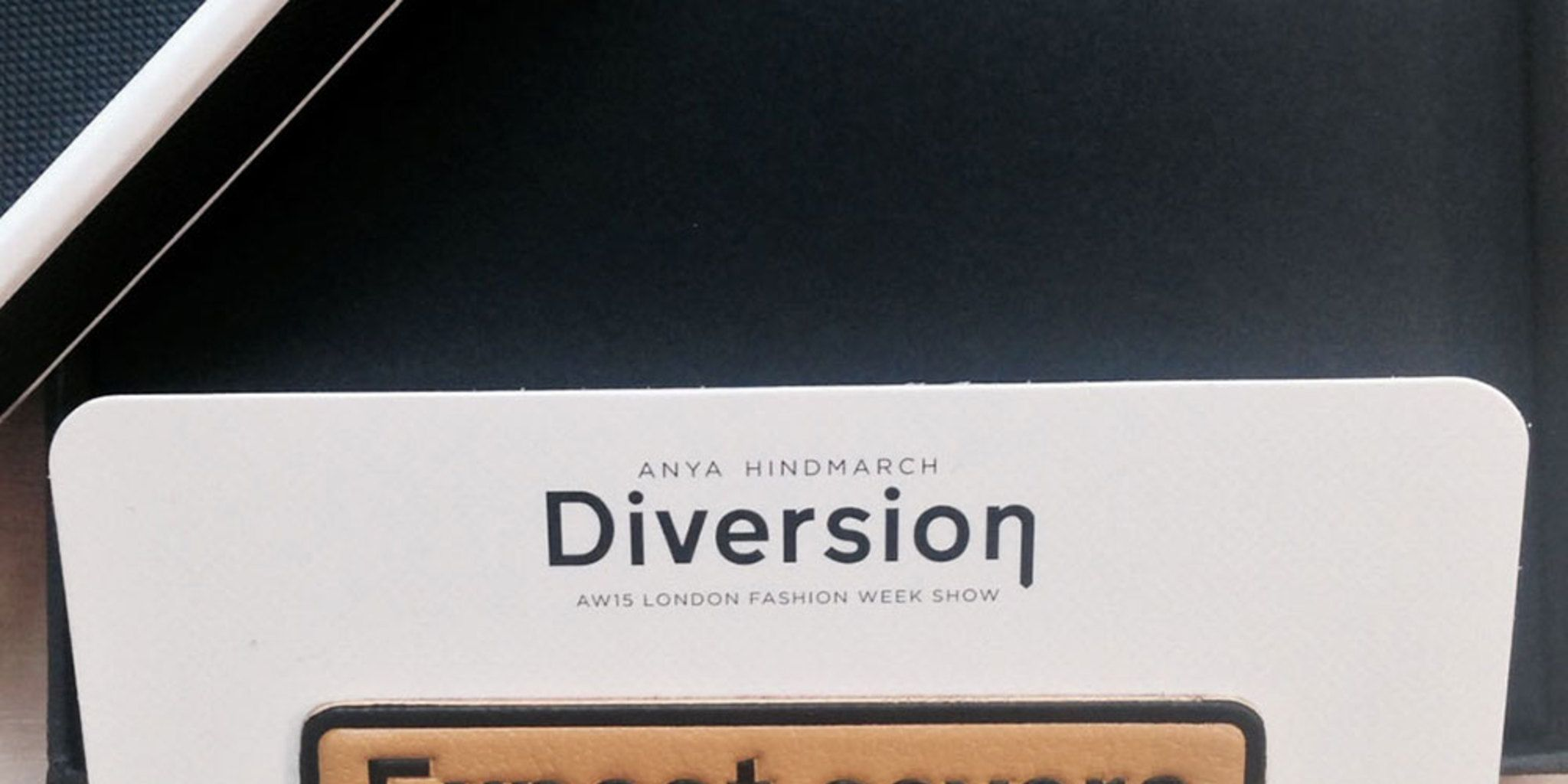 Our five favourite London Fashion Week invites