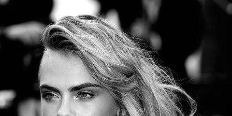 Nose, Mouth, Lip, Hairstyle, Chin, Eyelash, Eyebrow, Style, Jaw, Jewellery,