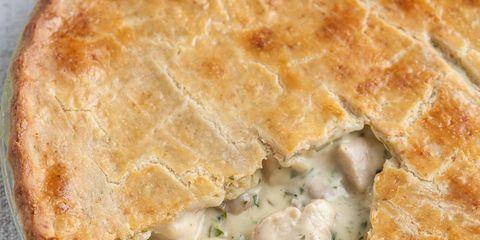 Dish, Food, Cuisine, Pot pie, Ingredient, Pie, Baked goods, Spanakopita, Produce, Staple food,