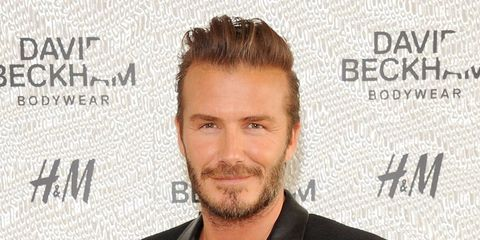 f302846447 David Beckham's H&M Swimwear Launch