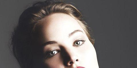 Lip, Chin, Eyebrow, Eyelash, Style, Beauty, Model, Fashion model, Eye shadow, Eye liner,