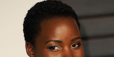 Ear, Lip, Brown, Hairstyle, Skin, Chin, Forehead, Eyebrow, Eyelash, Style,