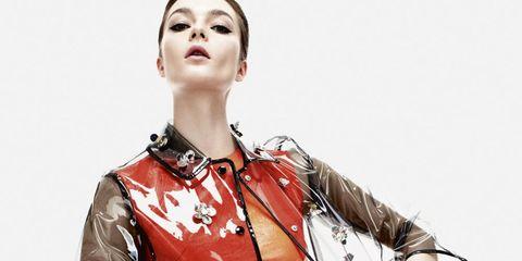 Sleeve, Collar, Style, Fashion illustration, Bag, Fashion, Art, Costume design, Lipstick, Shoulder bag,
