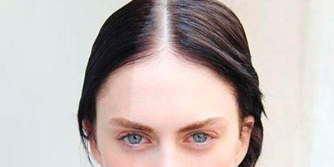 Hair, Ear, Lip, Cheek, Hairstyle, Skin, Chin, Forehead, Shoulder, Eyebrow,