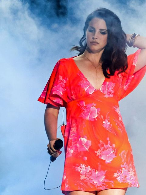 Watch The Video For Lana Del Rey S West Coast