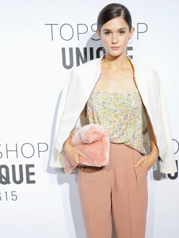 CelebGate Amber Davies Sexy - 2019 year