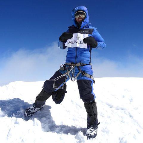 a5a4fc7b0 Moncler's epic historic mountain climb