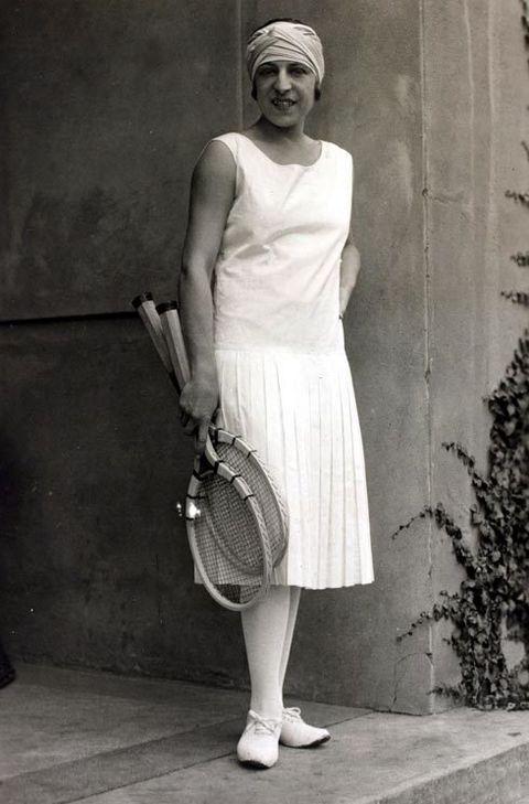 Suzanne Lenglen, 1920s