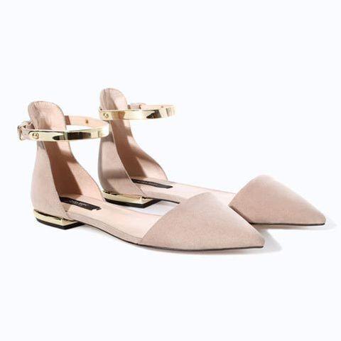 Sandal, Tan, Beige, Slingback, Slipper, Fashion design, Dancing shoe, Strap, Dress shoe,