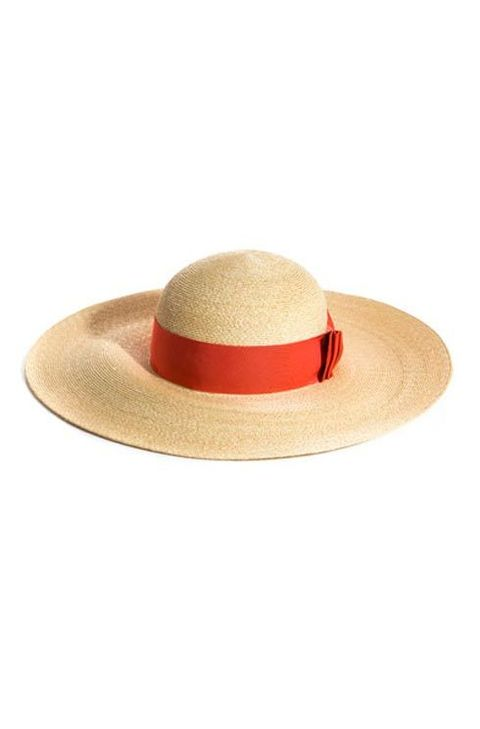 Lanvin wide-brimmed hat