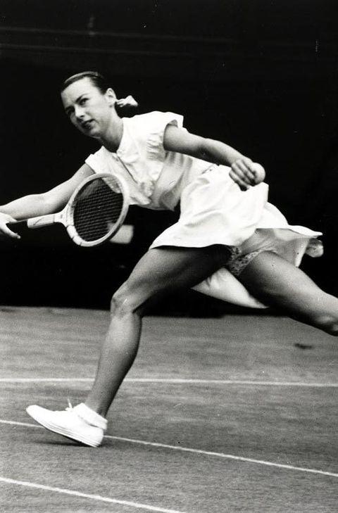 Gertrude Moran, 1949