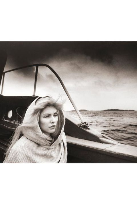 Travelling to the Scilly Isles to film the video for Island of Lost Souls, 1982
