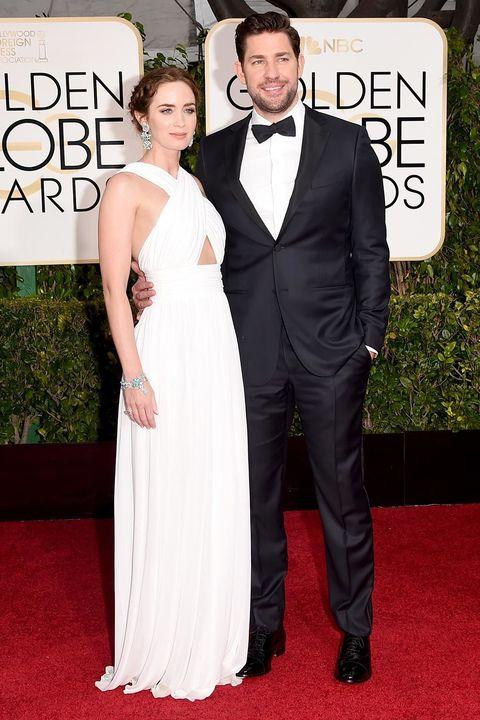 Golden Globe Couples