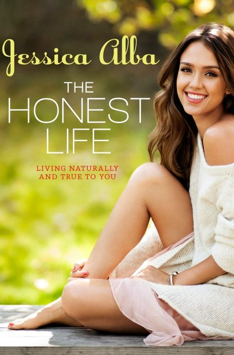 …live The Honest Life with Jessica Alba