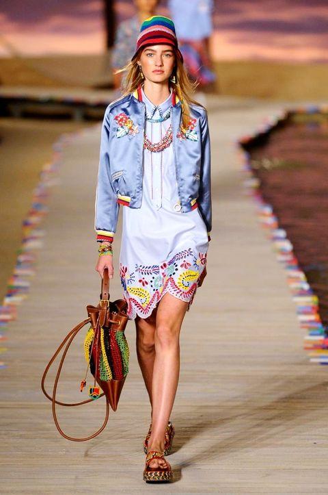 Outerwear, Style, Fashion show, Street fashion, Fashion accessory, Beauty, Fashion, Runway, Fashion model, Neck,