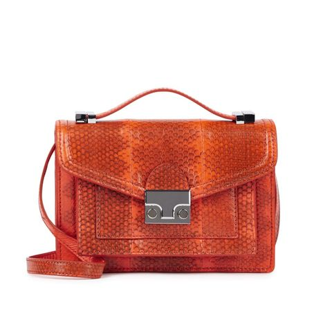 80e6a938a0 Rider mini bright orange satchel