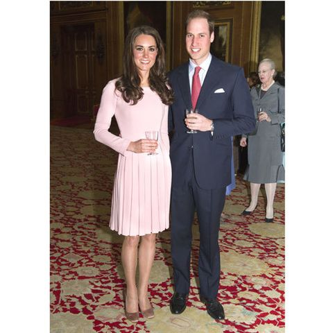 The Queen's Diamond Jubilee Lunch, Windsor Castle