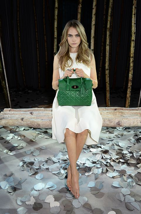 Mulberry's Cara Delevingne Collection