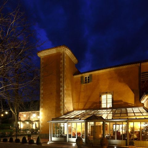 Night, Majorelle blue, Midnight, Tourist attraction, Classical architecture,