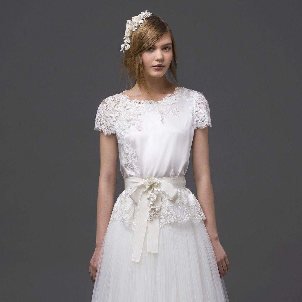 Alberta Ferretti Forever Bridal Collection 2015