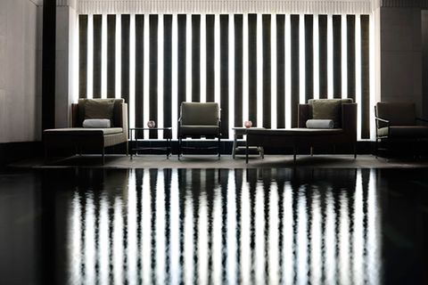 The Aman Spa at the Connaught Hotel