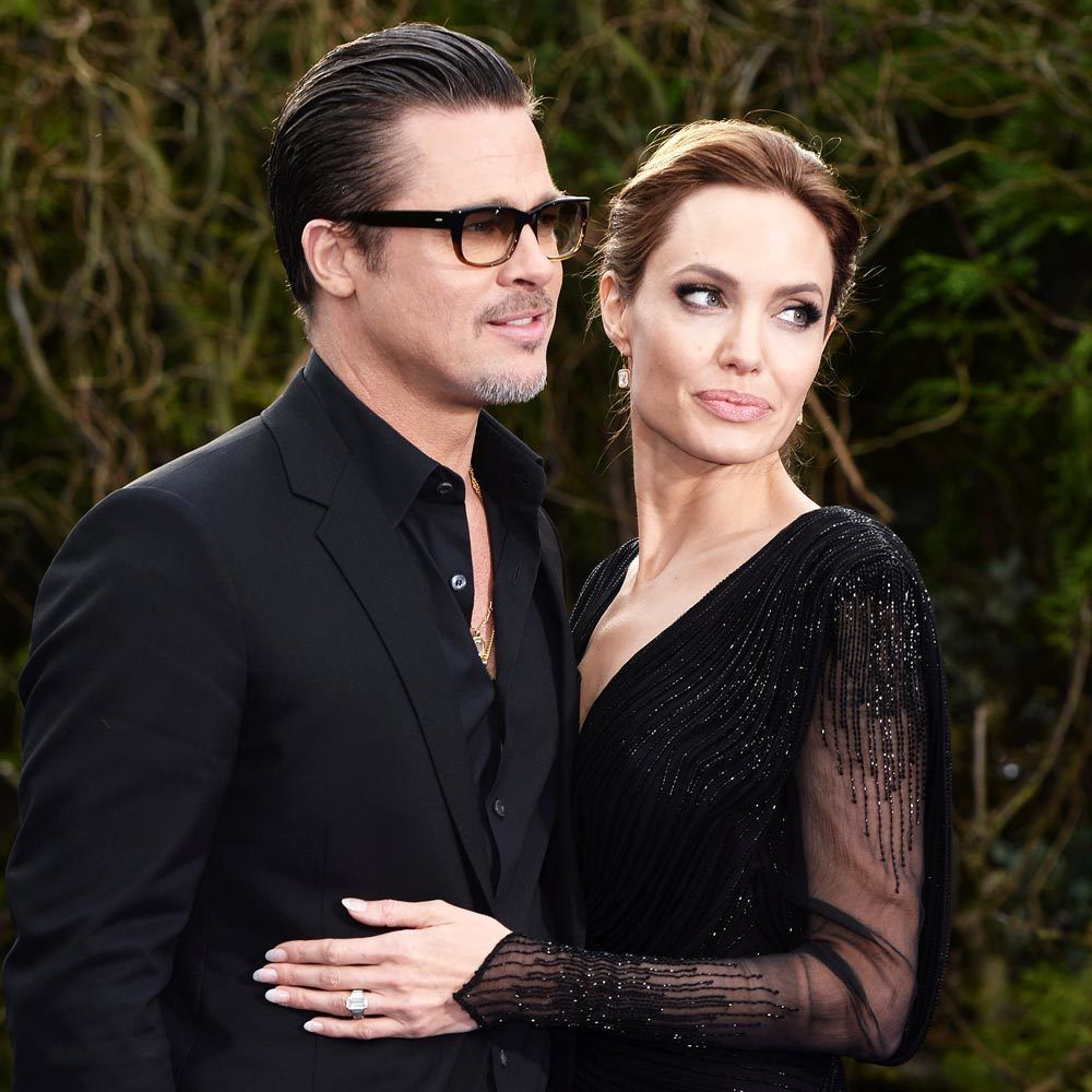 Are Brad And Angelina Planning A Disney Wedding
