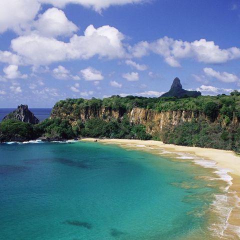 Baia do Sancho, Brazil