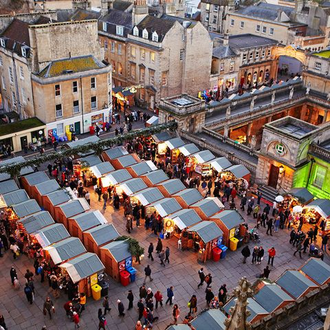 Christmas Market breaks - Bath