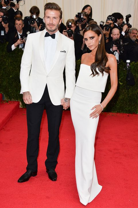 84e21a8354 David and Victoria Beckham Style File