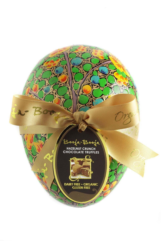 godiva beaded easter egg