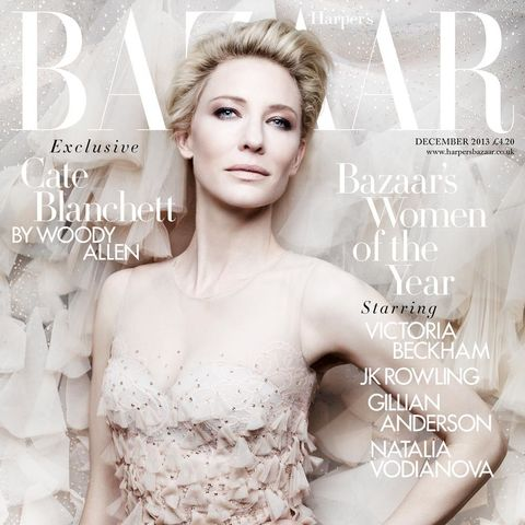 e84fc77f663 Cate Blanchett is one of the world s most prolific