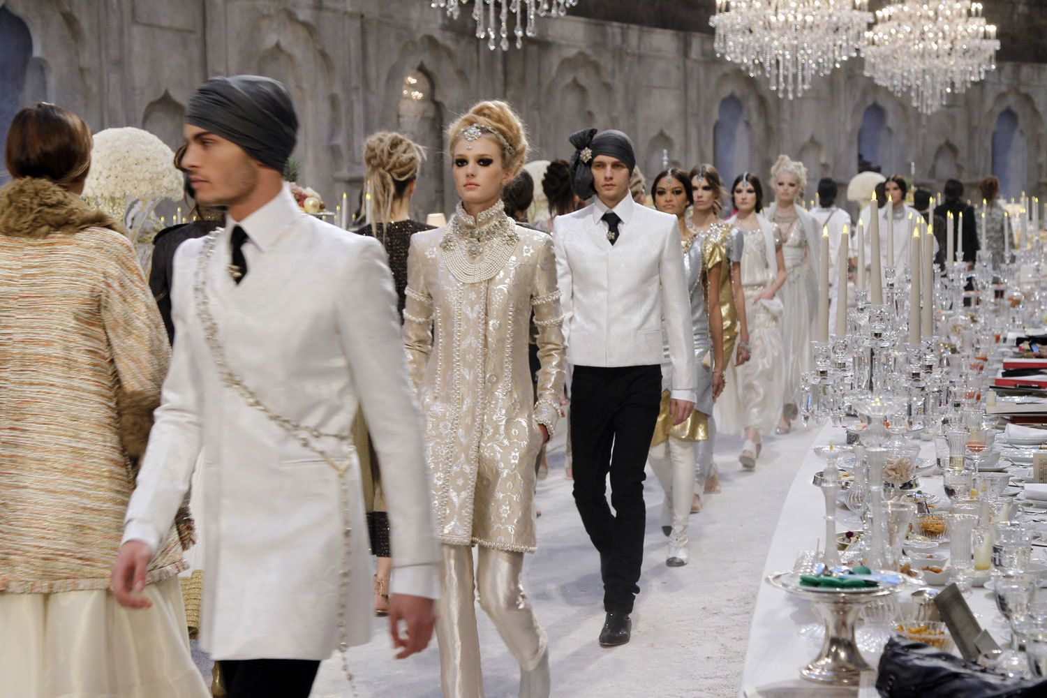 b33a8acfca5 Chanel show settings – Best Chanel shows ever
