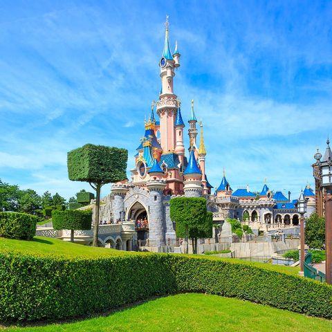 How to do Disneyland Paris in style