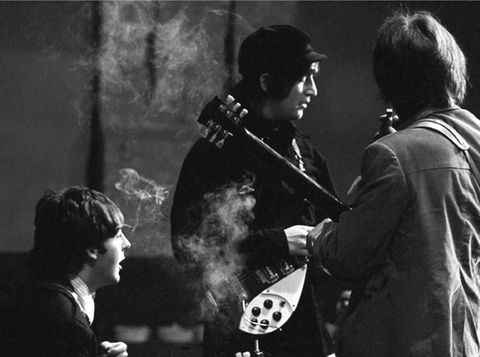 Rehearsal, Location Unknown, 1965