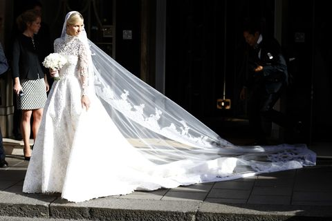 3f155fe3b921 Nicky Hilton married British banker James Rothschild in London on 10 July