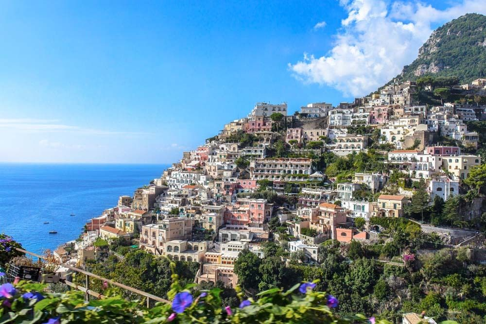 Explore The Amalfi Coast on your own motor yacht
