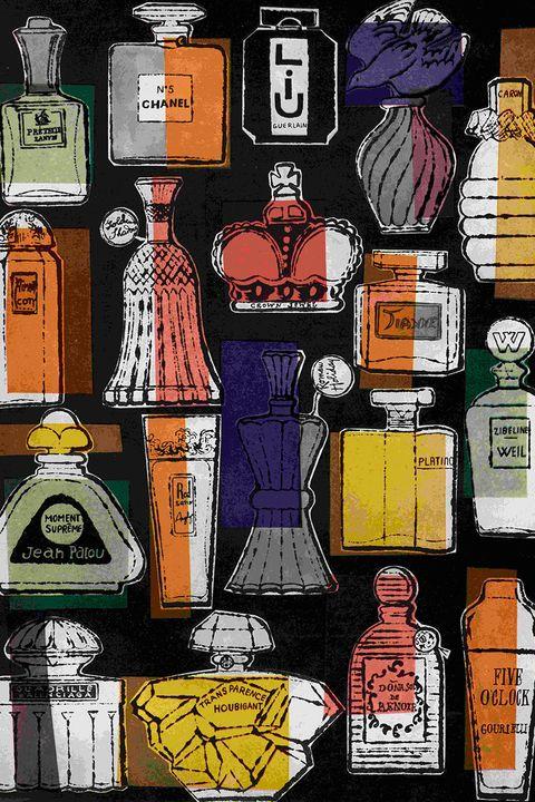 Art, Illustration, Drawing, Painting, Bottle, Graphic design, Graphics, Fiction,