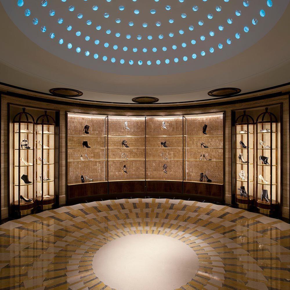 largest luxury shoe destination
