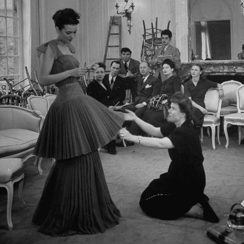 The history of haute couture - The chambre syndicale de la haute couture ...