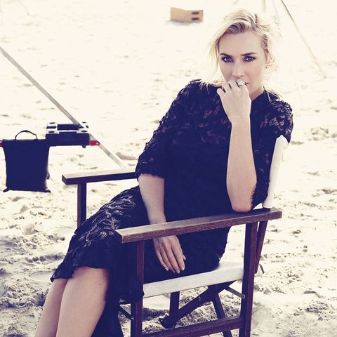 In conversation with Kate Winslet