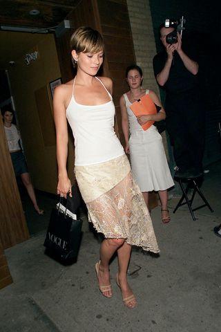 Nackt  Lila Moss Kate Moss