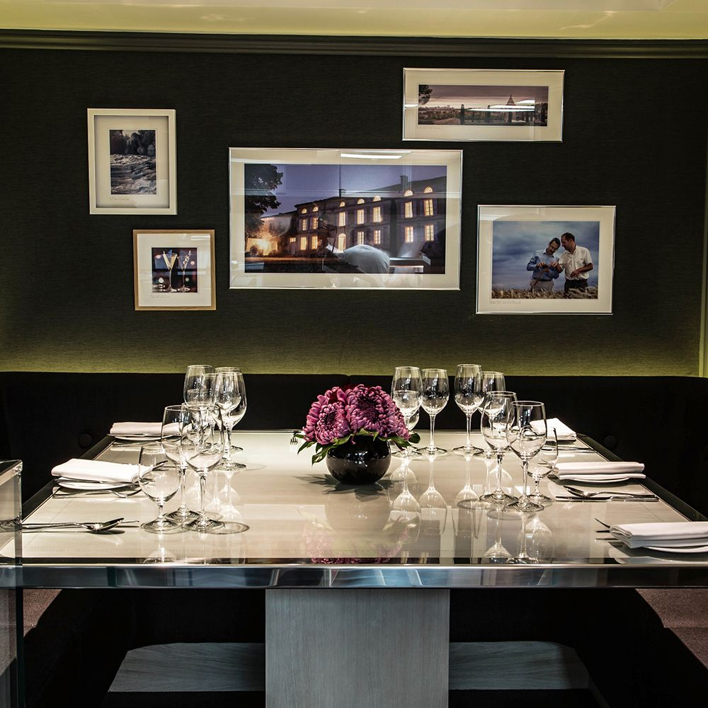 . The Best Private Dining rooms in London