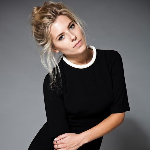 Mollie King Signed By Next Models