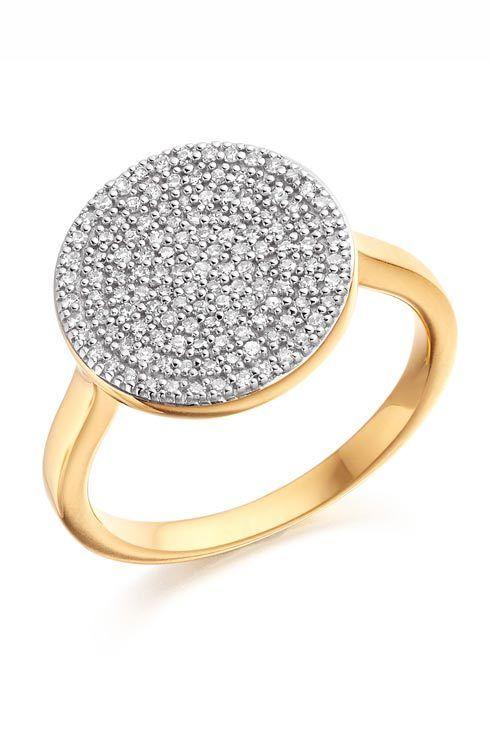 anillo de compromiso perfecto