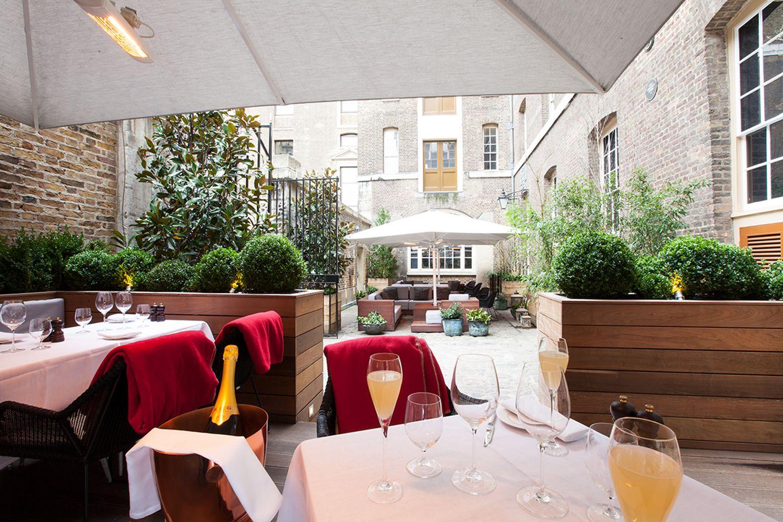 best brunch spots in london nobu shoreditch corazón soho and
