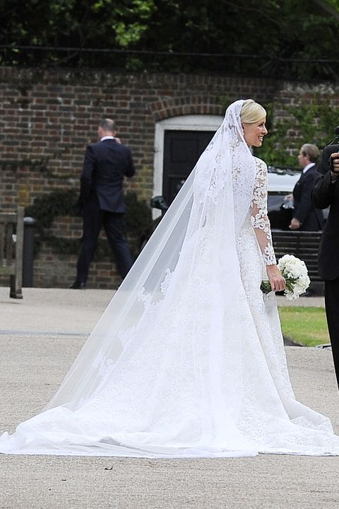 d16aa47330c Best Celebrity Wedding Dresses - 35 Famous Wedding Gowns from Kate ...